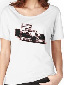 Formula One Racer Women's Relaxed Fit T-Shirt