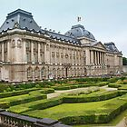 Royal Palace, Bruxelles by Aase