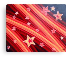 Stripes and Stars 1 Series 1 Canvas Print