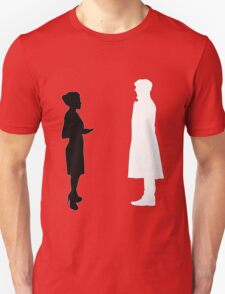The Woman & The Detective T-Shirt