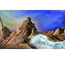 Landscape I Photographic Print