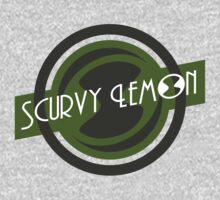 Scurvy Lemon Olive Drab by Elton McManus