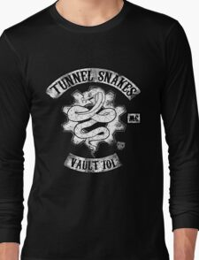 Tunnel Snakes Long Sleeve T-Shirt