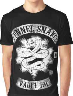 Tunnel Snakes Graphic T-Shirt