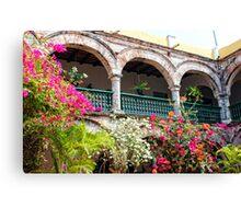 Convento de La Popa, Cartagena, Columbia Canvas Print