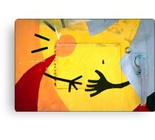 Lend a Helping Hand Canvas Print