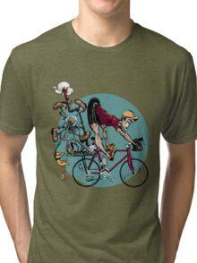 the Kicker Tri-blend T-Shirt