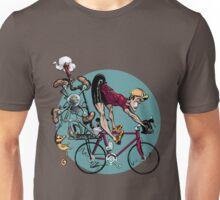 the Kicker Unisex T-Shirt