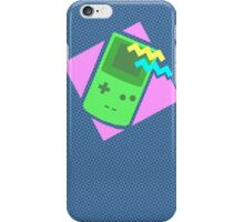 The Radical 90's - Gameboy iPhone Case/Skin