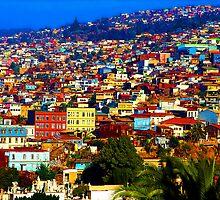 My Valparaiso by Kurt  Van Wagner