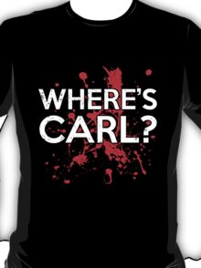 Where's Carl T-Shirt
