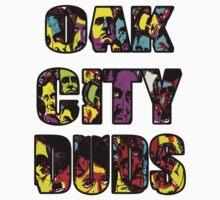 OAK CITY DUDS by chasemarsh
