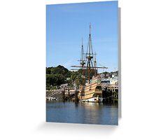 Mayflower Greeting Card