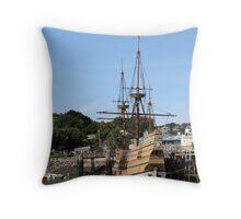 Mayflower Throw Pillow