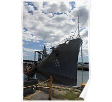 USS Salem Poster