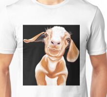 For the Love of Goats Unisex T-Shirt