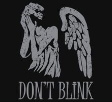 Don't Blink by KDGrafx