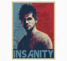 jason brody insanity by SageOz