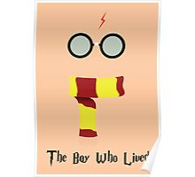 """The Boy Who Lived"" Poster"