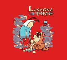 Lasagna Time Unisex T-Shirt