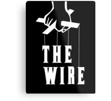 HBO - The Wire Metal Print