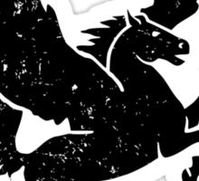 Demigod In Training Sticker