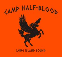 Camp Half-Blood by KDGrafx