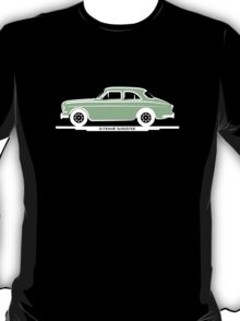 Volvo Amazon Lite Green for Blk Shirts T-Shirt
