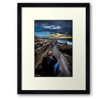 Far Framed Print