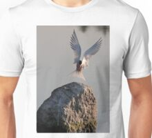 Have fish, will land - Common Tern Unisex T-Shirt