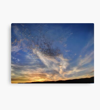 Cloudscape #1 Canvas Print