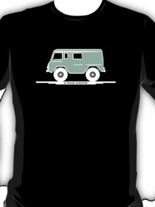 Volvo Laplander C303 for Black Shirts T-Shirt