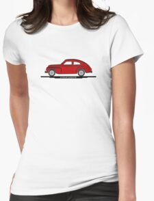Volvo PV544 for Lite Shirts Womens Fitted T-Shirt