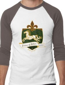 The Riders Men's Baseball ¾ T-Shirt