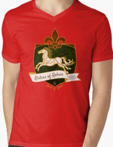 The Riders Mens V-Neck T-Shirt