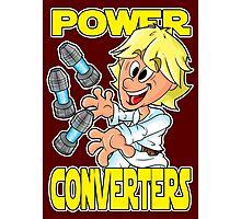 "Star Wars Luke Skywalker ""Power Converters"" Photographic Print"