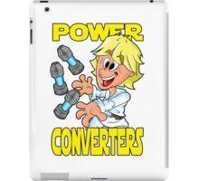 """Star Wars Luke Skywalker """"Power Converters"""" iPad Case/Skin"""