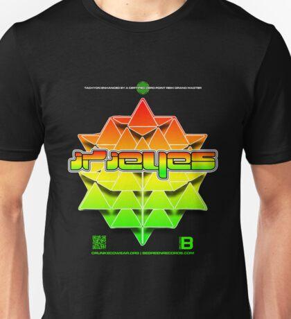 IRIEYES OFFICIAL MERCH 22 QR Unisex T-Shirt