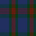 02110 Wilson #2 Tartan Fabric Print Iphone Case by Detnecs2013