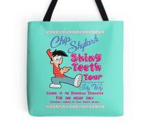 Chip Skylark Tour Poster - Faily Oddparents Tote Bag
