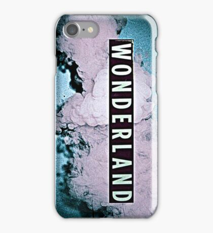Wonderland. iPhone Case/Skin