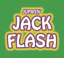 Jumpin' Jack Flash by Ann Douthat