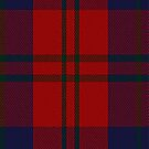 02135 Wortherspoon Clan/Family Tartan Fabric Print Iphone Case by Detnecs2013