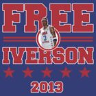 #Free Iverson! by mdoydora