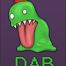Monster Dab by Nigel Mack