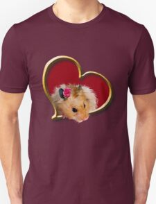Mother's Day Hamster Unisex T-Shirt