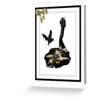 Batty Babe Greeting Card