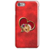 Mother's Day Hamster iPhone Case/Skin