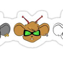 Biker Mice from Mars Sticker
