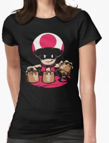 Yet Another Castle Womens Fitted T-Shirt